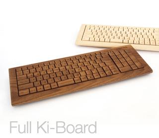 Hacoa木製キーボード
