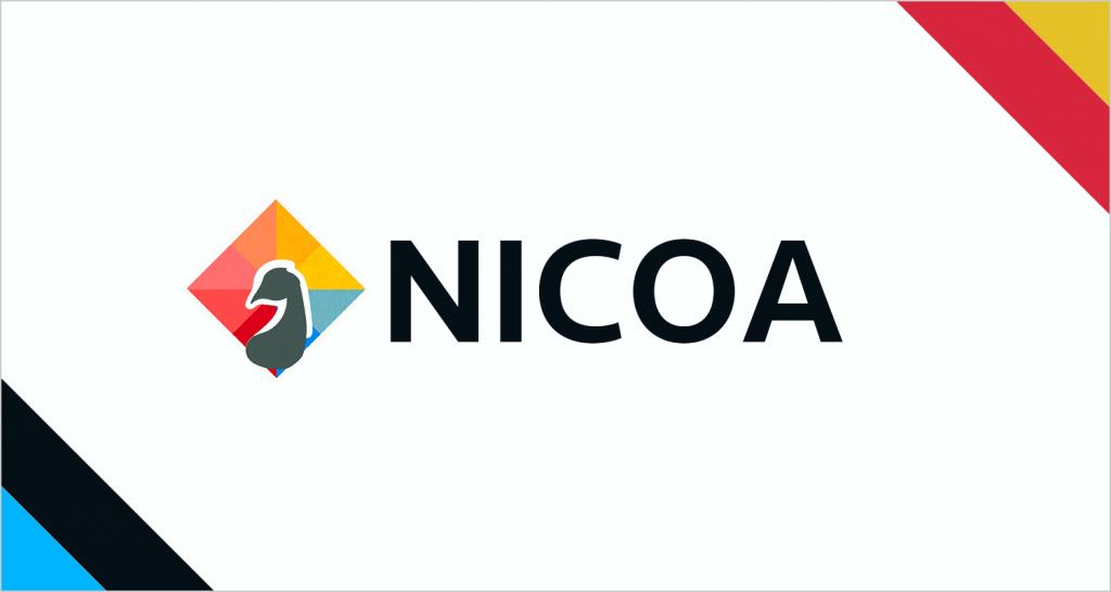 NICOAロゴ