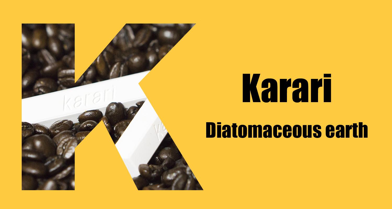 有用すぎる300円!小っちゃな珪藻土スティック「Karari」