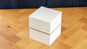 白い箱に入ったEmber Mug 2